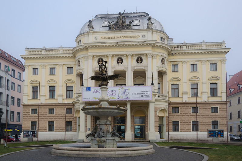 Slovenské národné divadlo
