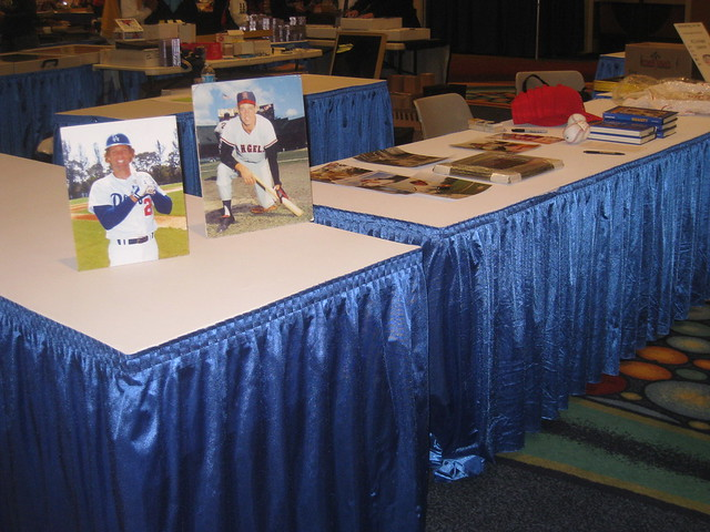 Jay Johnstone show table