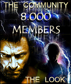 THE LOOK 8.000 MEMBERS colection