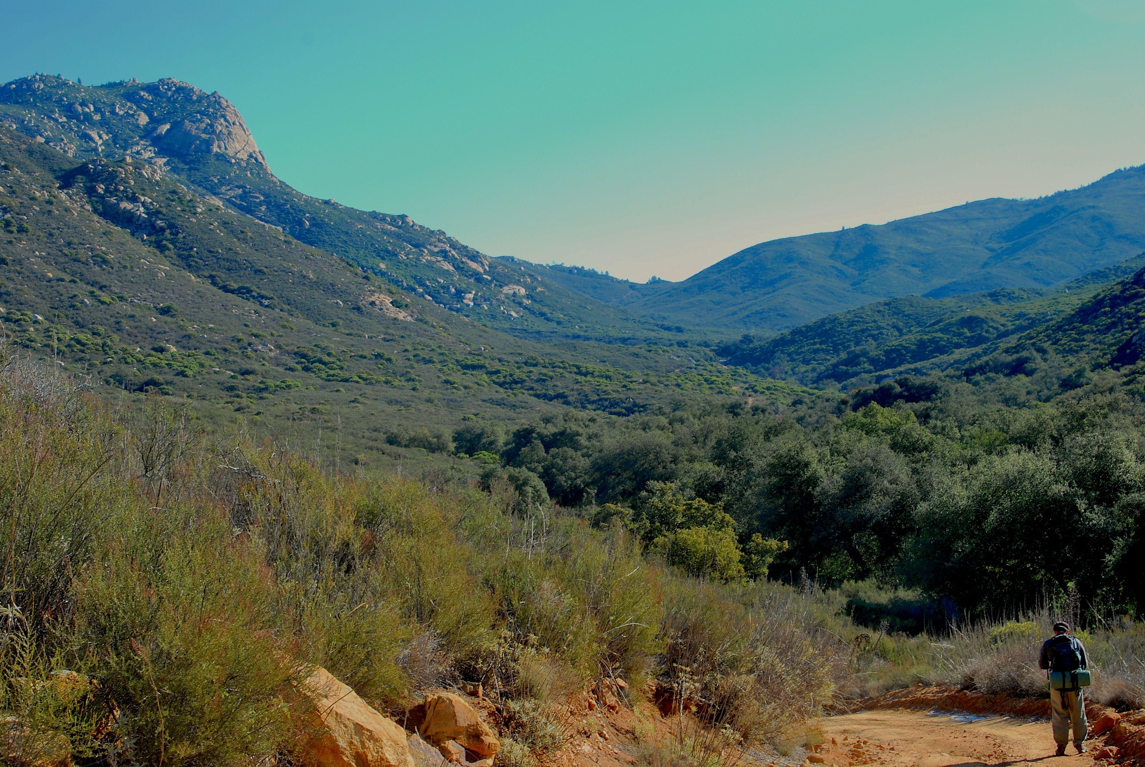 Elevation of Lynn Oak Dr, Alpine, CA, USA - Topographic ...