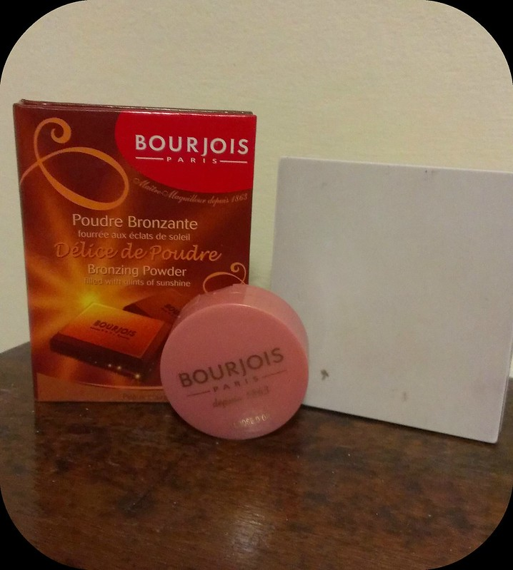 Picture of Face Powder Favourites: Bourjois Chocolate Bronzer, Bourjois Baked Blush and New CID Pressed Powder