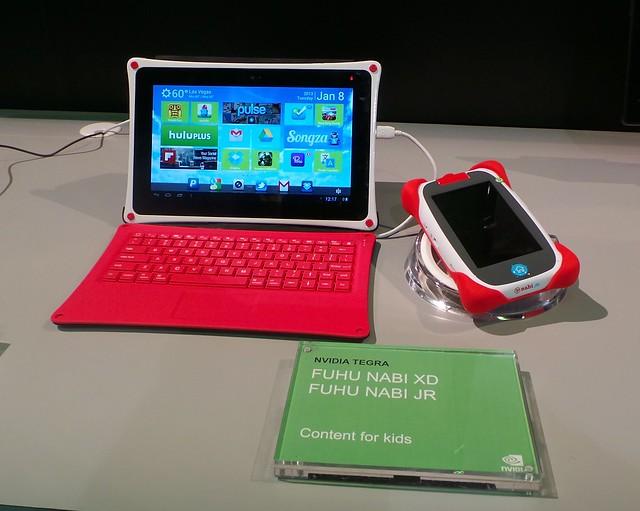Nabi apps list / New nexus tablet