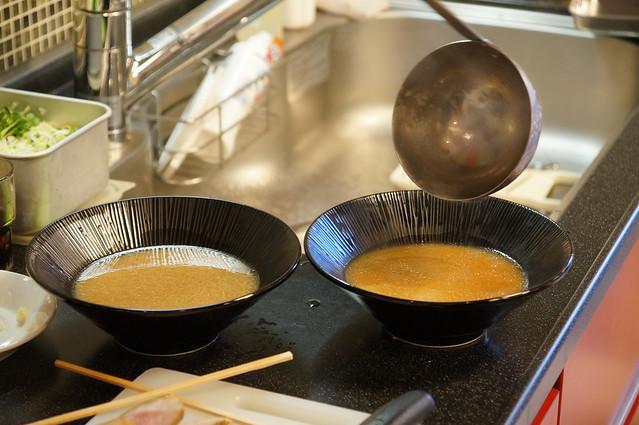 スープが完成