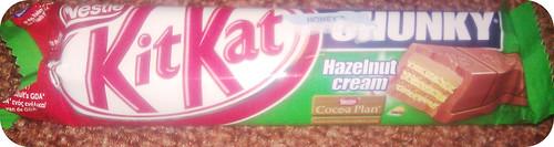 Kit Kat Chunky Hazelnut Cream