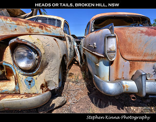 Heads or Tails, Broken Hill, NSW