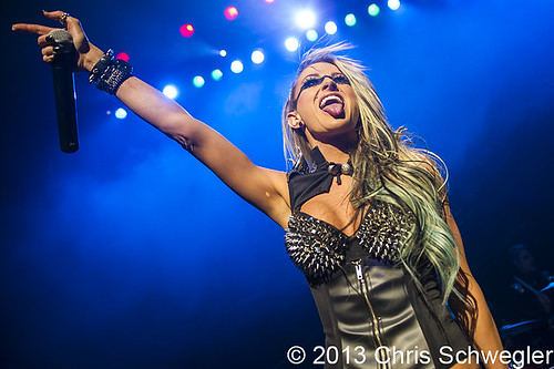Butcher Babies - 01-22-13 - The Fillmore, Detroit, MI