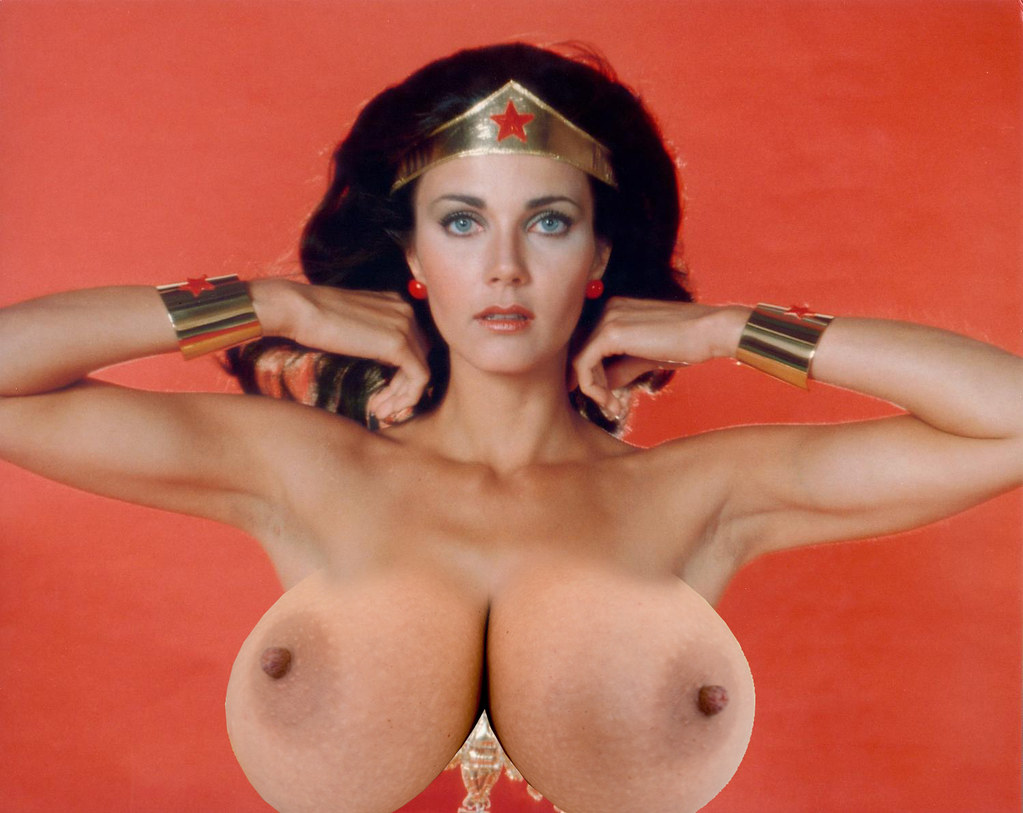 Lynda Carter As Wonder Woman Porn
