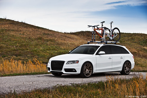 Audi A4 Avant / HRE Wheels