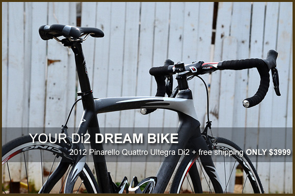 Pinarello Quattro Di2 Bike