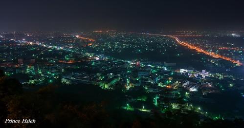 taiwan 公老坪 sonya850 sony2470za nightviewoffengyuancity fungyuancity