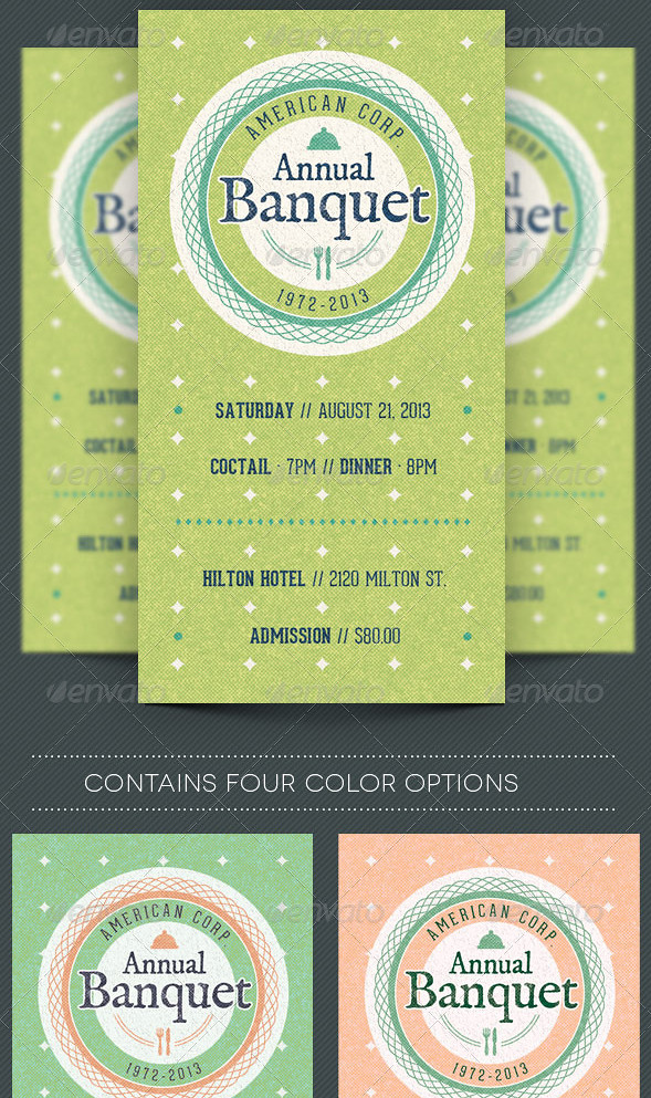 Godservs most recent flickr photos picssr vintage banquet ticket template pronofoot35fo Choice Image