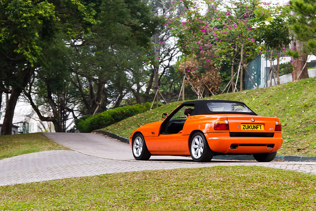 tuning cars and news bmw z1. Black Bedroom Furniture Sets. Home Design Ideas