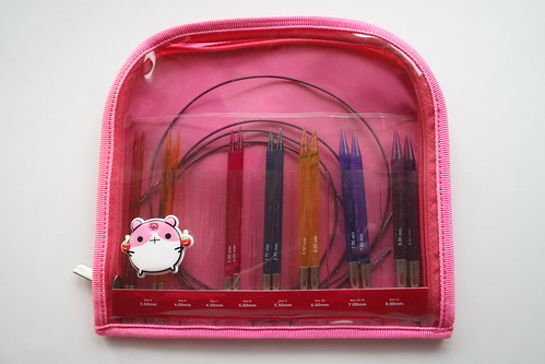 Knitpro circular needles