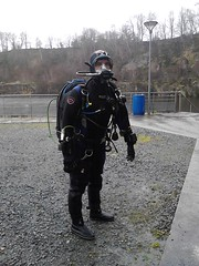 Ready to dive - Photo of Moutier-Malcard