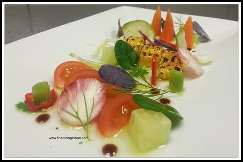 sesonal fresh salad sofitel
