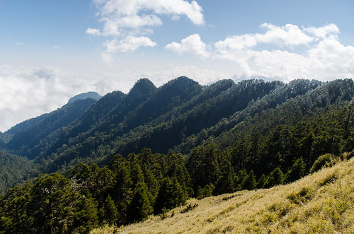 Bilu-Yangtou Ridge Hike