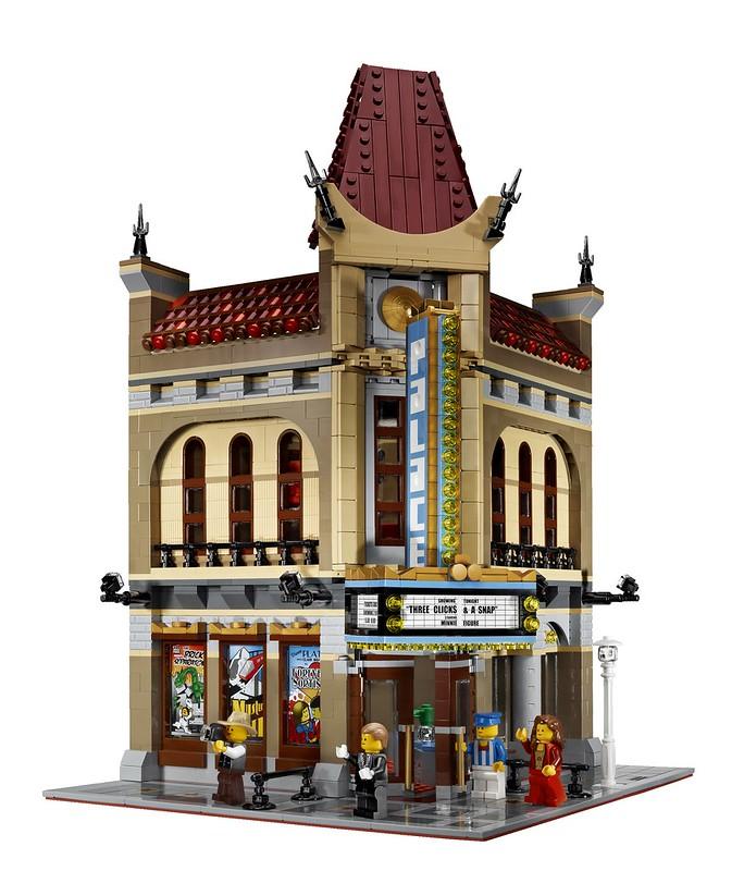 LEGO Creator Expert 10232 - Palace Cinema -Detail 02