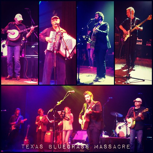 Texas Bluegrass Massacre #PicFrame