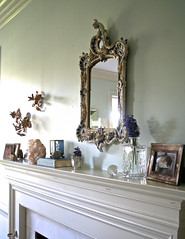 palladian mantle