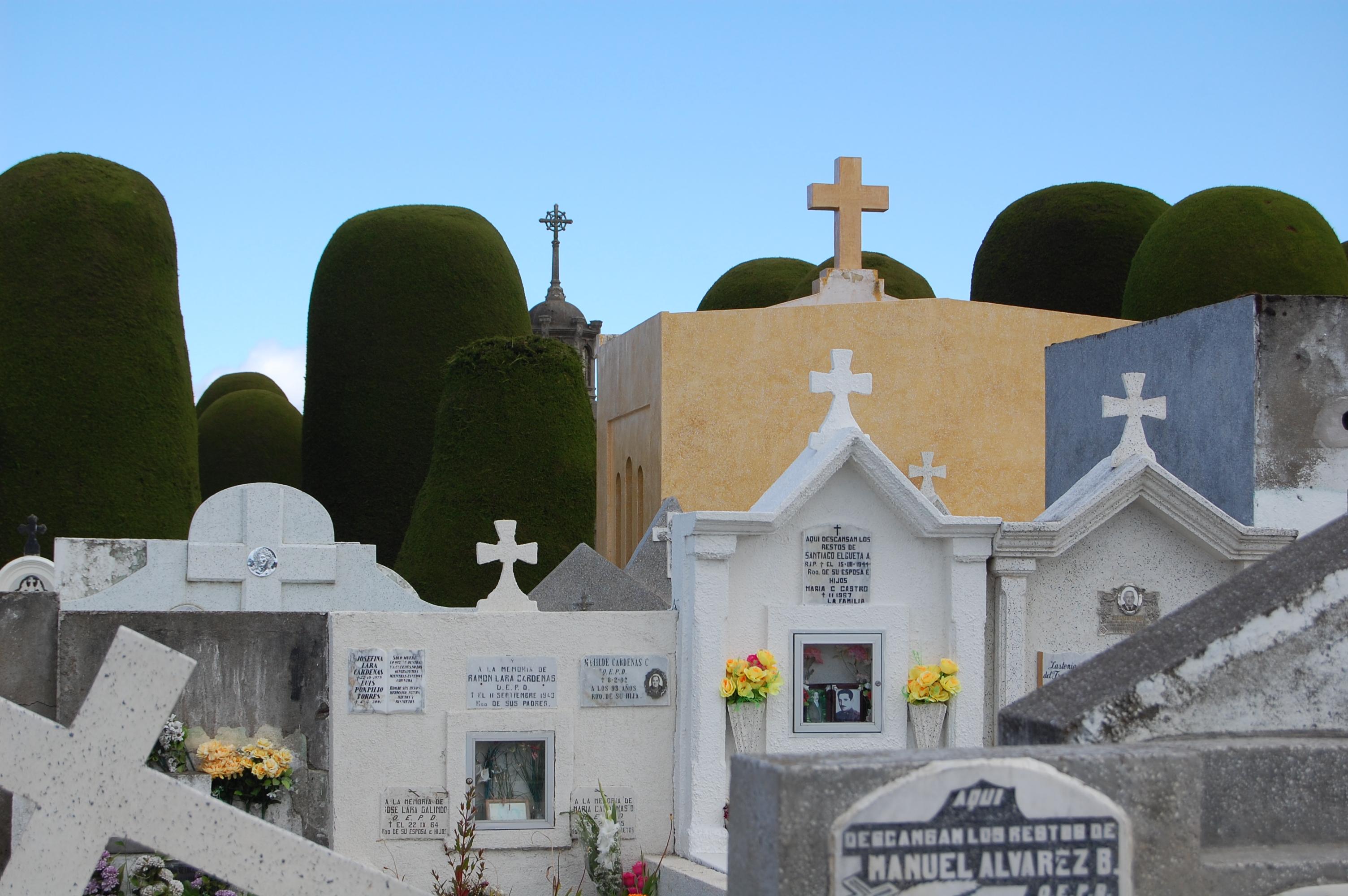 Cementerio Muncipal, Punta Arenas