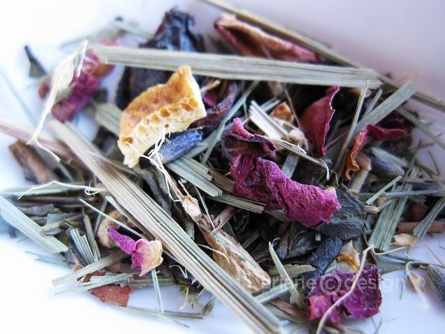 Silk Road Grand Pacific Tea organic house blend