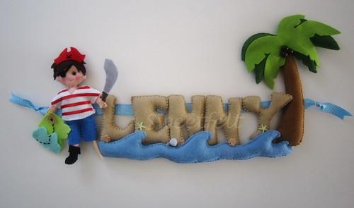 ♥♥♥ Lenny... by sweetfelt \ ideias em feltro