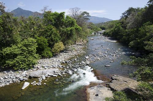 rio caldera panama provincia paesaggi chiriqui