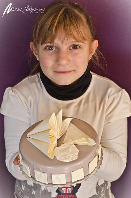 8462309254 d09e87d0cd z Katia y su tarta Origami