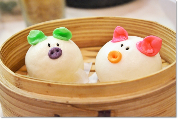 Cute Piggy Buns