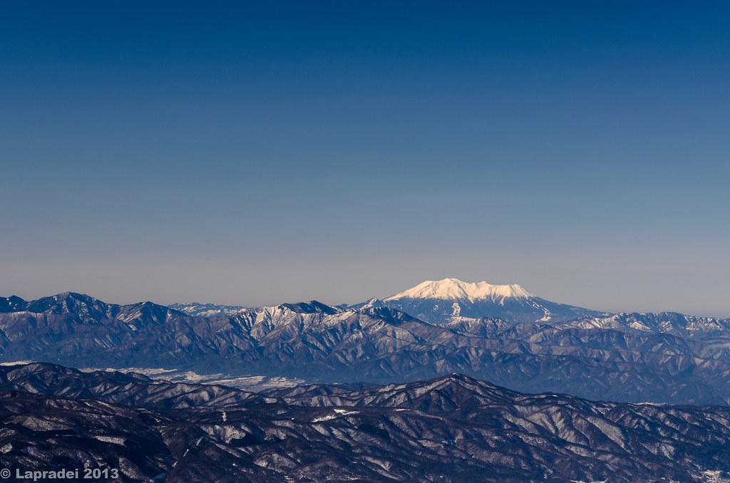 20130203 御嶽山