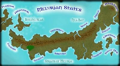 Melurian states