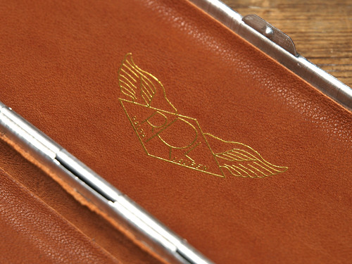 RRL / Metal Eyewear Case