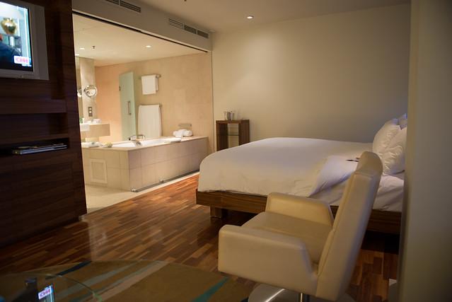 Hilton Sydney Relaxation Room