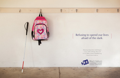 BCLC Ad Backpack