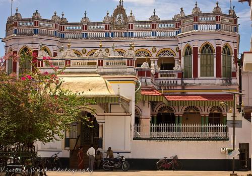 Kanadukathan Palace by viwehei