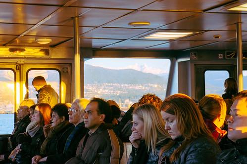 Seabus Commute