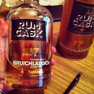 Bruichladdich 17 Rum Cask