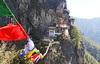 Tiger's Nest, Bhutan by rustyproof