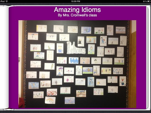 Amazing Idioms by YPS 5th Graders
