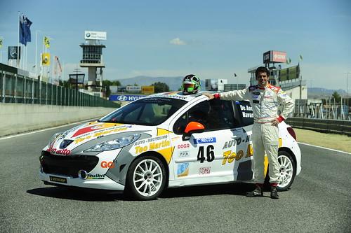 Gonzalo Martín de Andrés - Challengue Peugeot 2011