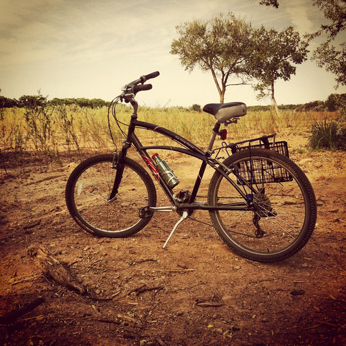 My K2 Big Easy Deuce out in the Bosque. by rraabfaber