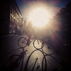 Good morning, Copenhagen! #cyclechic #copenhagen