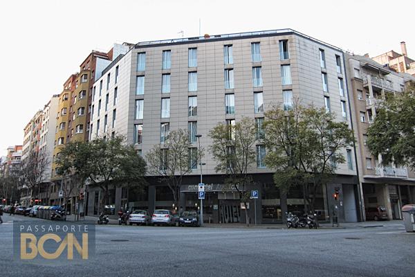 Hotel ilunion auditori passaporte bcn - Hotel confortel auditori ...