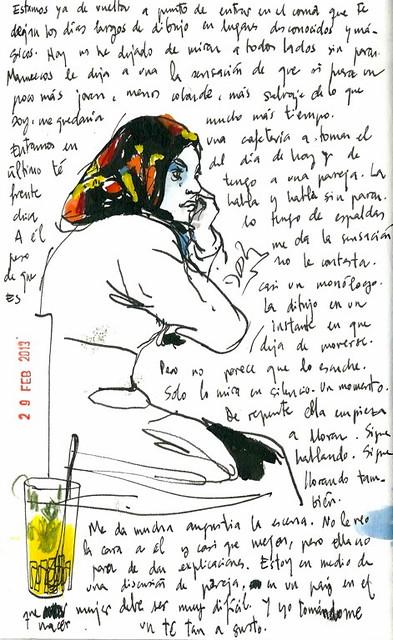 Mujer en Tetuán
