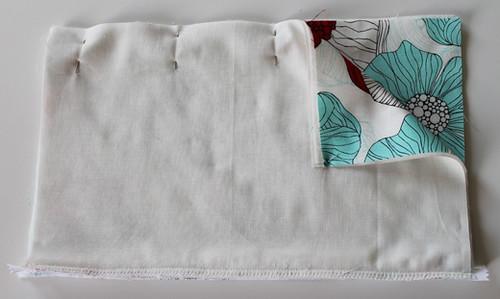 Come fare una pochette di stoffa