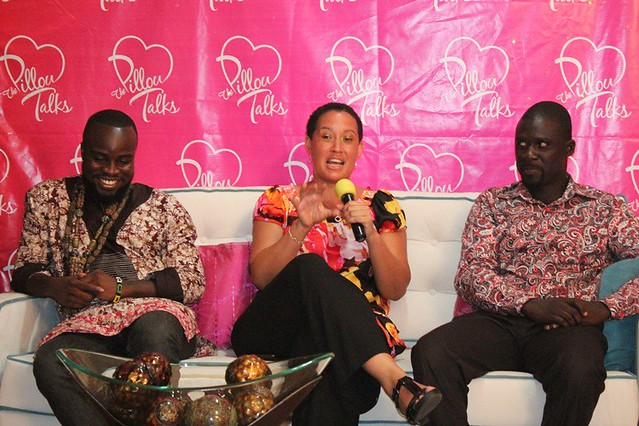 8540997655 f9c3bee887 z FAB Photos: Joselyn Dumas launches 'The Pillow Talks'