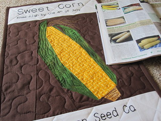 Seed Catalog Quilt PQ5
