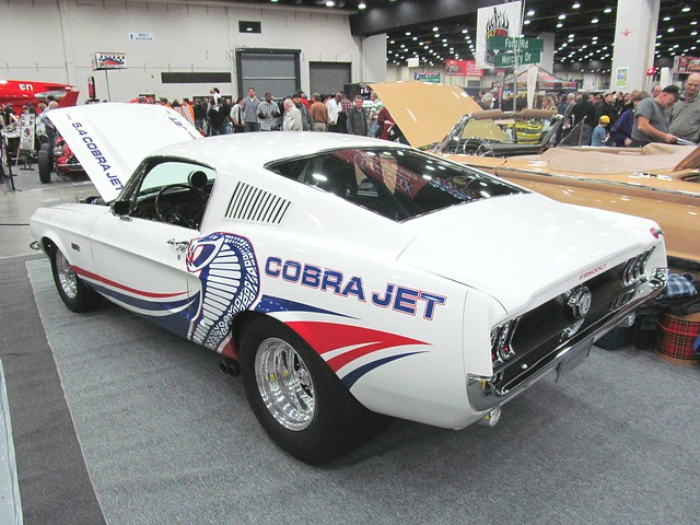 Cobra Jet Mustang >> 1967 Mustang Cobra Jet Concept - 5.4 CJ S/C | Flickr - Photo Sharing!