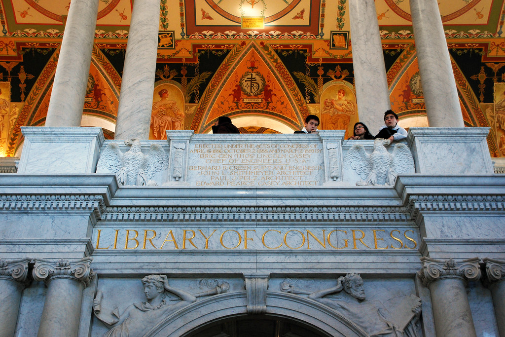 Congress Library Washington Main Reading Room Open Hours