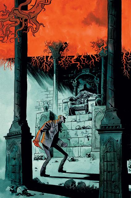 BPRD - VAMPIRE cover 3